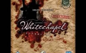 Lettere da Whitechapel: Dear Boss - Unboxing