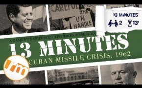 Recensioni Minute [190] - 13 Minutes: the cuban missile crisis
