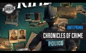 Chronicles of Crime - Anteprima
