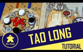Tao Long Tutorial - Giochi per due - La ludoteca #51