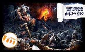 Recensioni Minute [191] - Barbarians: the invasion (+ exp KickStarter)