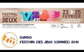 Recensioni Minute Vlog [106] - Diario Cannes 2018 (Festival des jeux)