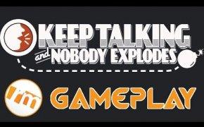 Recensioni Minute Gameplay [004] - Keep talking and nobody explodes (Tipper bonus)
