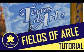Fields of Arle Tutorial - Giochi per due - La ludoteca #53