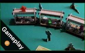 Gameplay - Assaltiamo il treno su Colt Express!