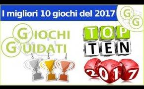 ♞Giochi Guidati ♟(Classifica 002) - I Migliori 10 Giochi del 2017