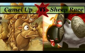 Camel Up Vs Sheep Race - Versus #3