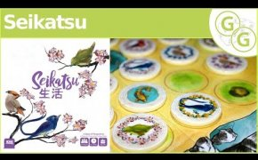 ♞Giochi Guidati♟ (034) - Seikatsu