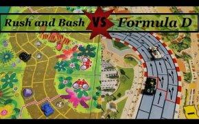 Rush and Bash Vs Formula D! - Versus #2