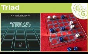 ♞Giochi Guidati♟ (034) - Triad