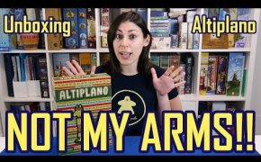 Not My Arms Challenge! - Unboxing ALTIPLANO (gioco da tavolo)
