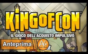 Anteprima - King of Con