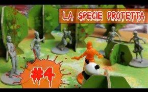 Zombicide #4: La Specie Protetta