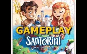 Santorini - Partita intera