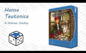 21. Hansa Teutonica - tutorial di gioco ITA