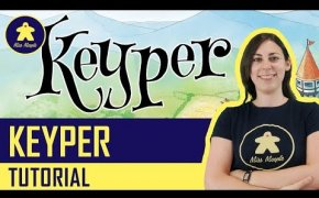 Keyper Tutorial - La ludoteca #58