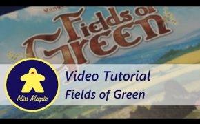 La ludoteca #30 - Fields Of Green Tutorial