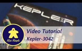 La ludoteca #29 - Kepler 3042 Tutorial