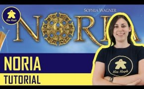 Noria Tutorial - Gioco da Tavolo - La ludoteca #59