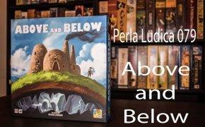 Perla Ludica 079 - Above and Below