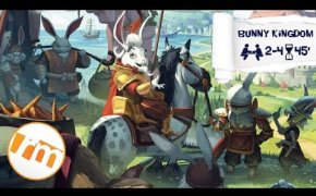 Recensioni Minute [201] - Bunny Kingdom