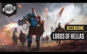 Lords of Hellas- Recensione Gioco da Tavolo