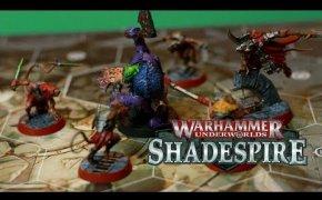 Come formare il mazzo di Warhammer Underworld: Shadespire!