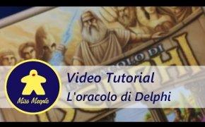 La ludoteca #28 - L'oracolo di Delphi Tutorial
