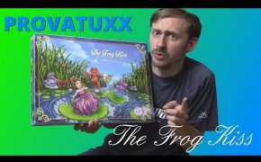 ProvaTuxx - The Frog Kiss, sfida sul lago a colpi di ... lingua?