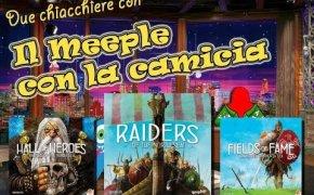 Raiders of the north sea e le sue due espansioni - Due chiacchiere con il Meeple con la Camicia [13]