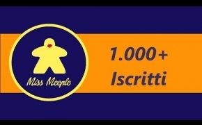 I Pro e Contro di Miss Meeple - Speciale 1.000 iscritti!