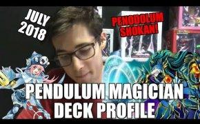 [UPDATE] YUGIOH | PENDULUM MAGICIAN DECK PROFILE JULY 2018