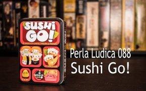 Perla Ludica 088 - Sushi Go!