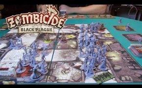 Zombicide: Black Plague - Partita Epica!