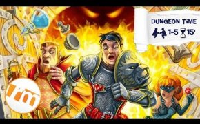 Recensioni Minute [208] - Dungeon Time (SUB ENG)