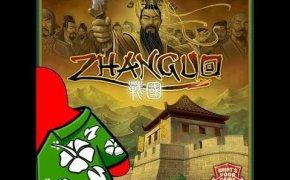 Zhanguo - Componenti, setup e flusso di gioco
