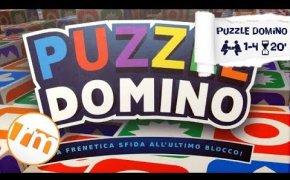 Recensioni Minute [209] - Puzzle Domino