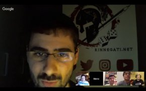 Recensioni Minute Hangout [006] - HeroQuest 25th anniversary
