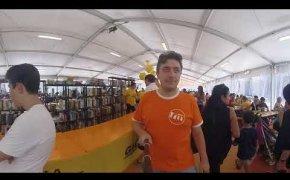 Recensioni Minute Vlog [116] - Passeggiata GiocAosta 2018 (VIDEO 360° 4K #Insta360ONE)
