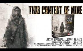 This Contest Of Mine - Il primo contest su This war of mine il gioco da tavolo