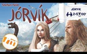 Recensioni Minute [160] - Jorvik (Base + Espansione)