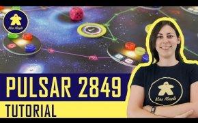Pulsar 2849 Tutorial - Gioco da Tavolo - La ludoteca #64
