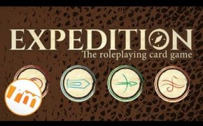 Recensioni Minute [212] - Expedition: The Roleplaying Card Game + Esp (PnP)