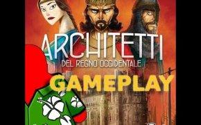 Architetti del regno occidentale - Spiegazione e Partita a 5 giocatori [07]