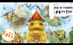 Recensioni Minute [213] - Age of Towers