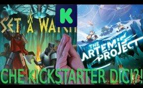 The Artemis project + Set a watch - Che Kickstarter dici?! [05]