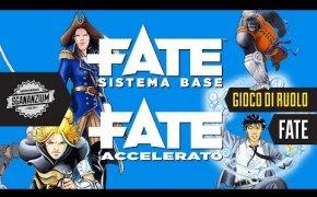 Fate (Base + Accelerato) - Gioco di Ruolo