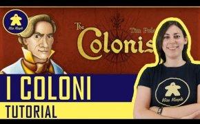 I Coloni Tutorial - Gioco da Tavolo - La ludoteca #66