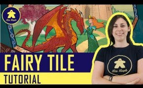 Fairy Tile Tutorial - Gioco da Tavolo - Novità Lucca Comics 2018 - La ludoteca #67