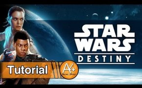 Tutorial - Star Wars: Destiny
